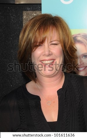 Romy Rosemont  at the  'Glee' Academy Event, Henry Fonda Theater, Hollywood, CA. 07-27-10