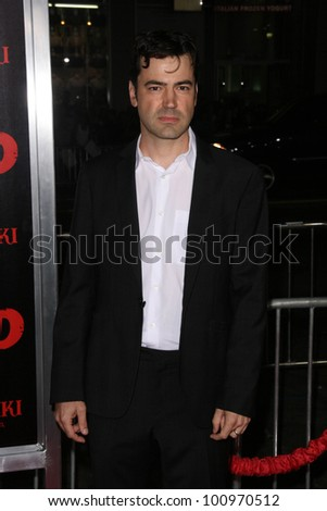 "Ron Livingston at the ""Red"" Los Angeles Screening, Chinese Theater, Hollywood, CA. 10-11-10"