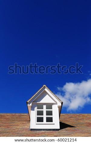 Roof - stock photo