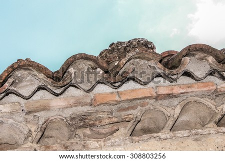 Roof Bricks
