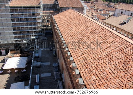 roofs of Mantua