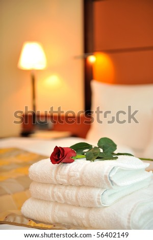 Room detail - stock photo