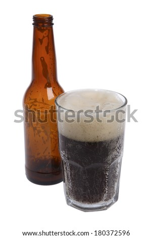 Rootbeer - stock photo