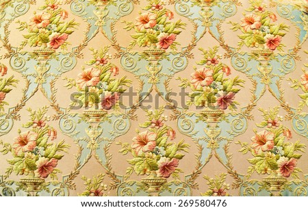 Rose fabric background of wallpapers - stock photo