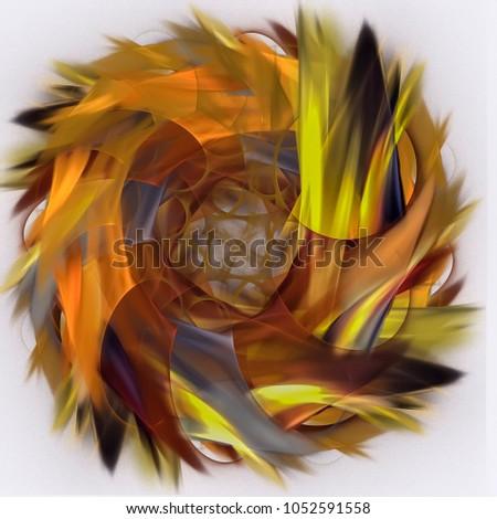 Огненный круг