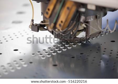 machine in