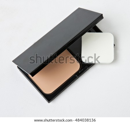 rouge cosmetic isolated with shadows