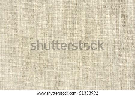 Rough canvas. - stock photo