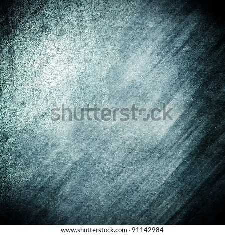 rough metal plate - stock photo