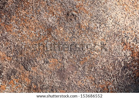 Rough Rock Or Stone Texture Background Detail, Abstract Vintage Grunge Design For Printing, Brochures, Creatives, Business Documents Or Papers Copy Space For Text - stock photo