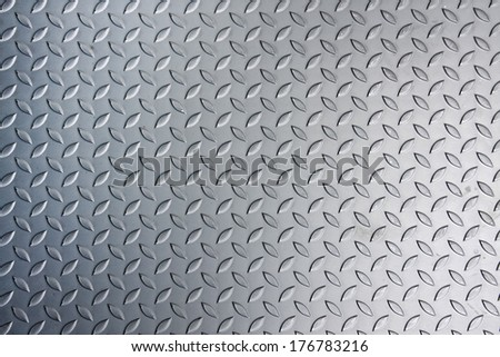 rough texture of black steel sheet have pattern drop - stock photo