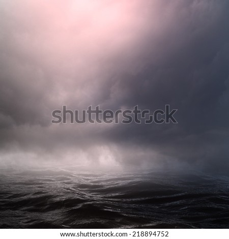 roughness of the sea,seascape