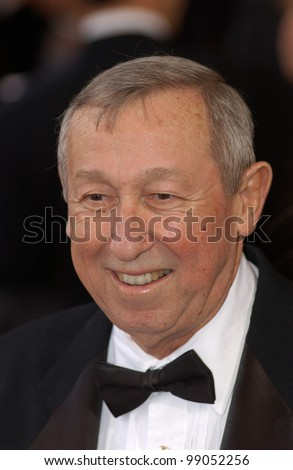 ROY DISNEY at the 76th Annual Academy Awards in Hollywood. February 29, 2004