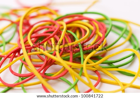 Stretch Elastic Stock Images Royalty Free Images