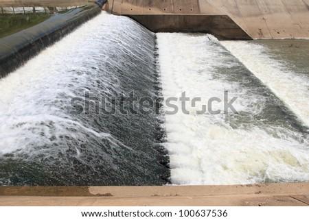 rubber dam - stock photo