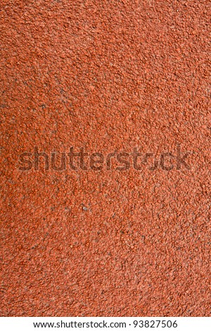 Rubber texture from race lane for competition - stock photo