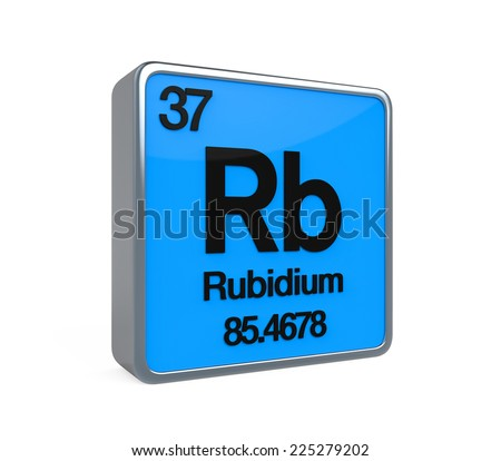 Rubidium Stock Photos, Royalty-Free Images & Vectors ...