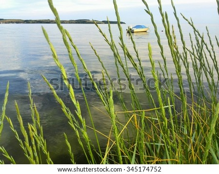 Ruegen Island, Germany - stock photo