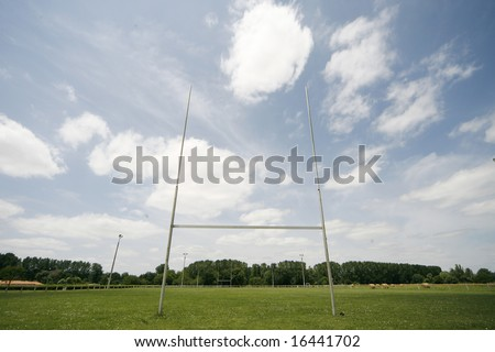 Rugby - stock photo