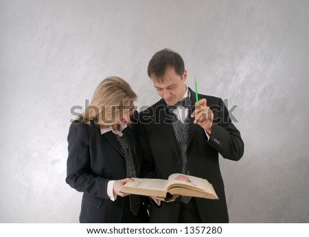 rules - stock photo