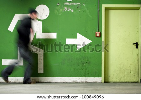 Run to Exit
