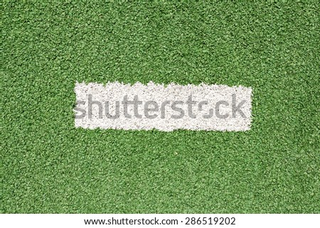 Running  in stadium .track.lane.racecourse - stock photo