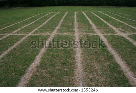 Running track, the race