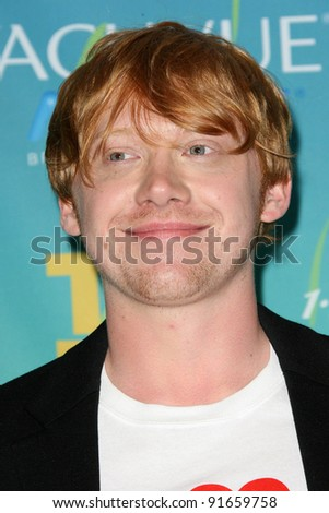 Rupert Grint at the 2011 Teen Choice Awards, Universal Amphitheater, Universal City, CA. 08-07-11