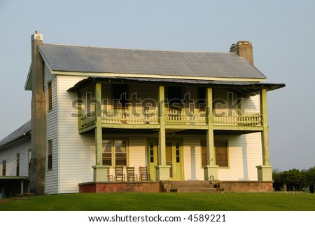 Rural Farmhouse