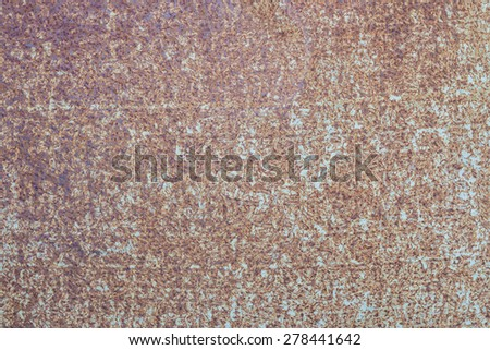 Rust metal texture background, metal corroded - stock photo