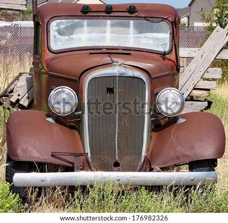 Rustic Charm - stock photo