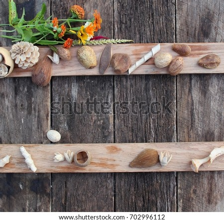 Rustic Fall Background Stock Photo Royalty Free 702996112