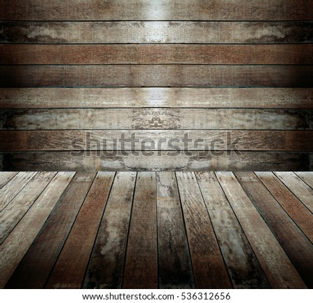 Rustic old grunge wooden texture background