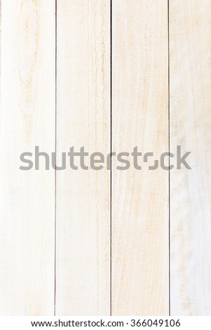 Rustic wood boards painted with white stain.