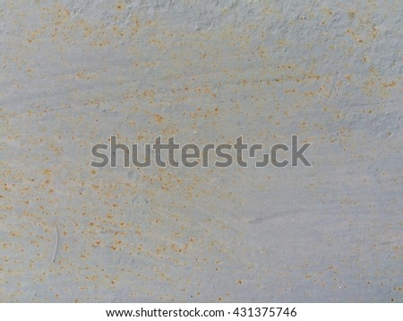 Rusty gray metal plate texture background - stock photo