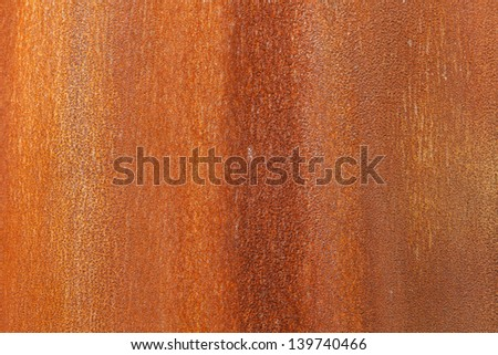 rusty metal background from an old industrial tank - stock photo
