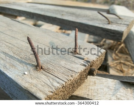 Wood Nail Stock Images, Royalty-Free Images & Vectors ...
