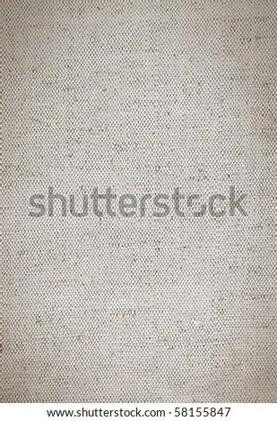 Sackcloth background - stock photo