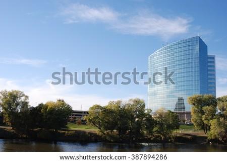 Sacramento Downtown - stock photo