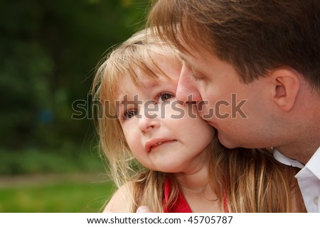 Father Daughter Sad Stock Photos Images Amp Pictures