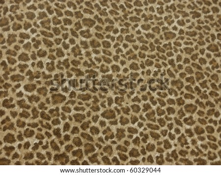safari 80s style texture close up in autumn fashionable colors. More off this motif & more backgrounds in my port. - stock photo