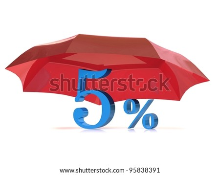 Safe sale - stock photo