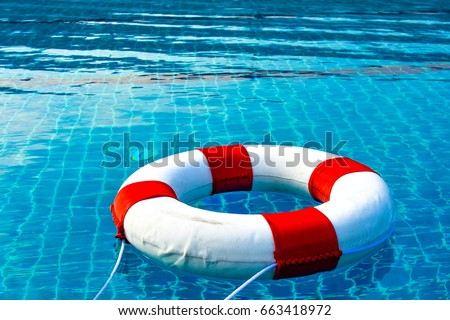 Safety Equipment Life Buoy Rescue Buoy Stock Photo 663418972 Shutterstock
