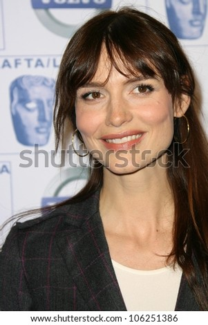 Saffron Burrows  at BAFTA-LA's 15th Annual Awards Season Tea Party. Beverly Hills Hotel, Beverly Hills, CA. 01-10-09