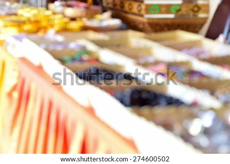 Sage of monk - stock photo