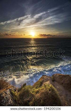 Sagres, Algarve Portugal - stock photo