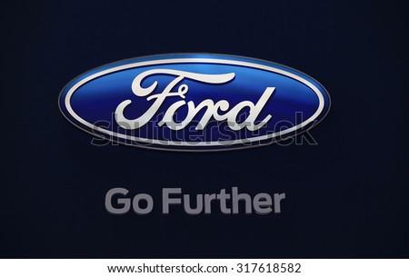 Ford Go Further Logo Png | www.pixshark.com - Images ...