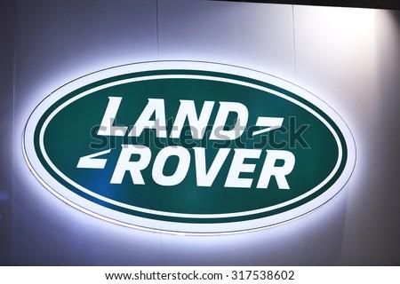 land rover logo 2014. saigon vietnam nov 22 2014 the logo of brand land rover