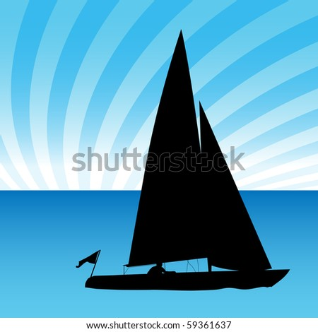 Sailboat Man