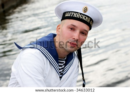 Sailor - stock photo
